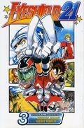 Eyeshield 21 TPB (2005-2011 Digest) 3-REP