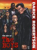 Art of The Boys: The Complete Covers by Darick Robertson HC (2015 Dynamite) 1-1ST