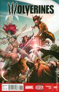 Wolverines (2014 Marvel) 8