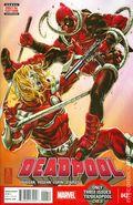 Deadpool (2012 3rd Series) 42A
