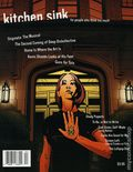 Kitchen Sink Magazine SC (2002-2007 Neighbor Lady Community Arts) 6-1ST