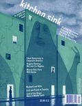 Kitchen Sink Magazine SC (2002-2007 Neighbor Lady Community Arts) 3-1ST