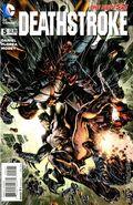 Deathstroke (2014 DC 2nd Series) 5B