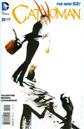 Catwoman (2011 4th Series) 39A