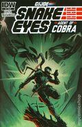 GI Joe Snake Eyes Agent of Cobra (2014 IDW) 2A