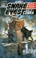 GI Joe Snake Eyes Agent of Cobra (2014 IDW) 2SUB