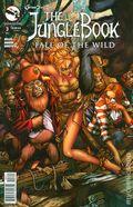 Grimm Fairy Tales Jungle Book Fall of the Wild (2014 Zenescope) 3A