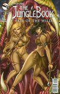 Grimm Fairy Tales Jungle Book Fall of the Wild (2014 Zenescope) 3C