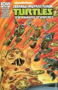 Teenage Mutant Ninja Turtles New Animated Adventures (2013 IDW) 20