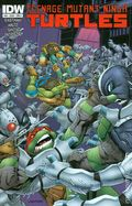 Teenage Mutant Ninja Turtles (2011 IDW) 43A