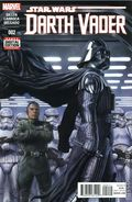 Star Wars Darth Vader (2015 Marvel) 2A