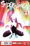 Spider-Gwen (2015 1st Series) 1A