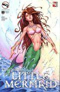 Grimm Fairy Tales Little Mermaid (2015 Zenescope) 1B