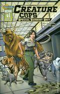 Creature Cops Special Varmint Unit (2015 IDW) 1