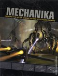 Mechanika: Creating The Art of Science Fiction with Doug Chiang SC (2008 Impact Books) 1-1ST
