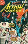 Action Comics (1938 DC) Mark Jewelers 548MJ