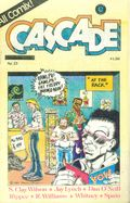 Cascade Comix Monthly (1978) Fanzine 13