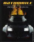 Batmobile Owner's Manual HC (2008 DK) 1-1ST