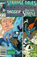 Strange Tales (1987 2nd Series) Mark Jewelers 11MJ