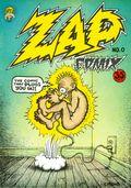Zap Comix (1968 Apex Novelties) #0, 2nd Printing