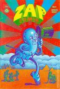Zap Comix (1968 Apex Novelties) #4, 4th Printing