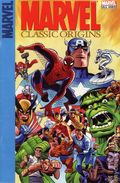 Marvel Classic Origins SC (2005 Marvel) A Target Saddle-Stitched Collection 1-1ST