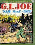Comics Files Magazine Spotlight on GI Joe/The 'Nam/Merc/Frontline Combat File SC (1986) 1-1ST
