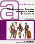 Armies and Enemies of Imperial Rome SC (1976 WRG) Revised 3rd Edition 1-1ST