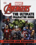 Avengers The Ultimate Character Guide HC (2015 Marvel) Updated and Expanded Edition 1-1ST