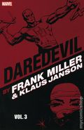 Daredevil TPB (2008-2009 Marvel) By Frank Miller and Klaus Janson 3-REP