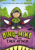 Dino-Mike and the T-Rex Attack SC (2015 Stone Arch Books) 1-1ST