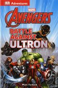 DK Adventures: Marvel Avengers Battle Against Ultron SC (2015) 1-1ST