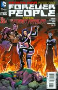 Infinity Man and the Forever People (2014) 8