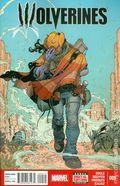 Wolverines (2014 Marvel) 9