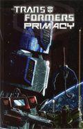 Transformers Primacy TPB (2015 IDW) 1-1ST