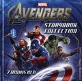 Marvel The Avengers Storybook Collection HC (2015 LBC) 7-Books-In-1 1-1ST