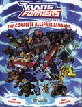 Transformers Animated The Complete Allspark Almanac TPB (2015 IDW) 1-1ST