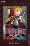 D. Gray-Man TPB (2013 Viz 3-in-1 Edition) 16-18-1ST
