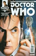 Doctor Who The Tenth Doctor (2014 Titan) 8A