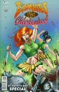 Zombies vs. Cheerleaders Saint Patty's Day (2015) 1D