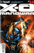 X-O Manowar (2012 3rd Series Valiant) 34E
