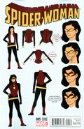 Spider-Woman (2014 5th Series) 5C