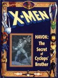 X-Men Havok The Secret of Cyclops' Brother HC (1994 Random House) 1-1ST