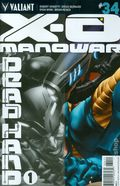 X-O Manowar (2012 3rd Series Valiant) 34A