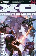 X-O Manowar (2012 3rd Series Valiant) 34B