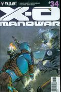 X-O Manowar (2012 3rd Series Valiant) 34C