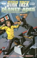 Star Trek Planet of the Apes The Primate Directive (2014 IDW) 3