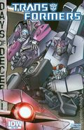 Transformers (2012 IDW) Robots In Disguise 38