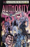 Authority The Role-Playing Game and Resource Book HC (2004 Guardians of Order) 1-1ST