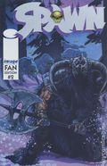 Spawn Fan Edition (1996) Platinum 2